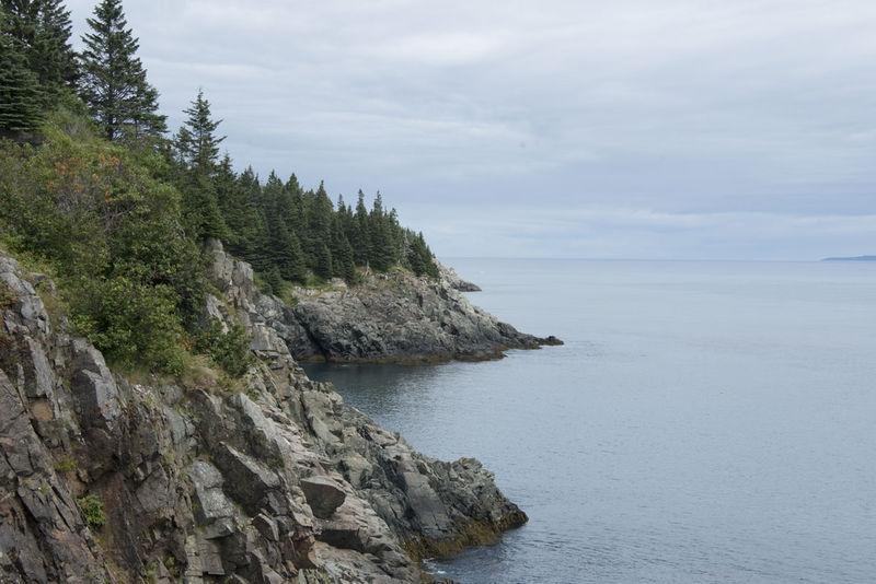 Maine's Bold Coast - Cutler Maine