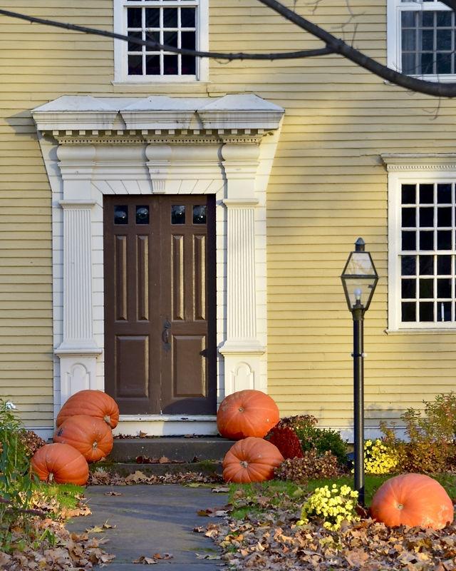 Pumkin Door