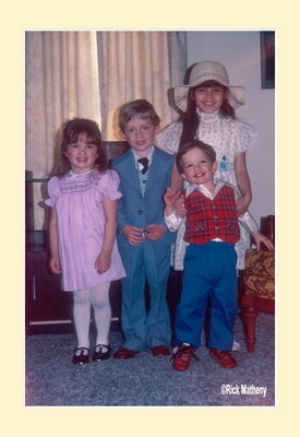 The Four at Easter