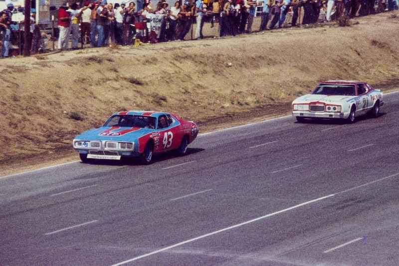 NASCAR Winston Western 500, circa 1975