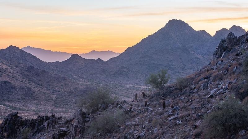 The Desert, Not Mars 2