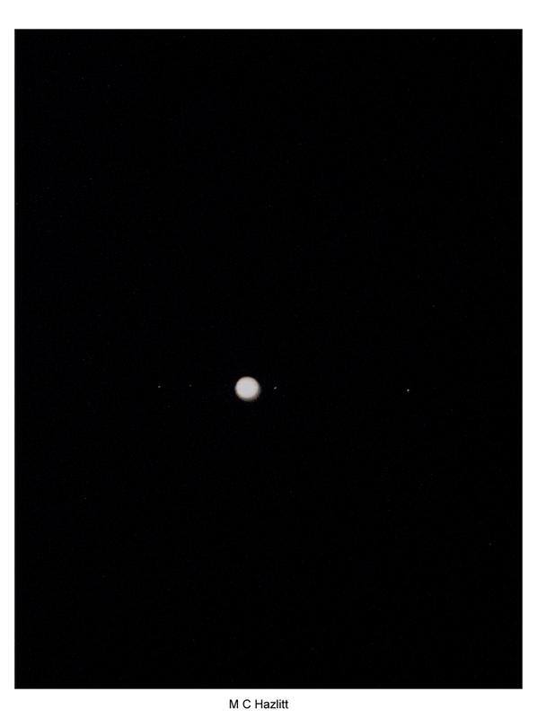 May 11 2015 Jupiter and moons