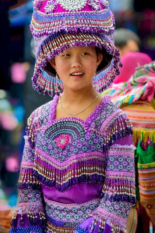 Hmong Maiden