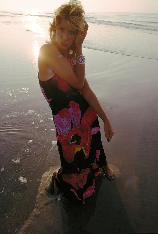 Karen w/ flower dress